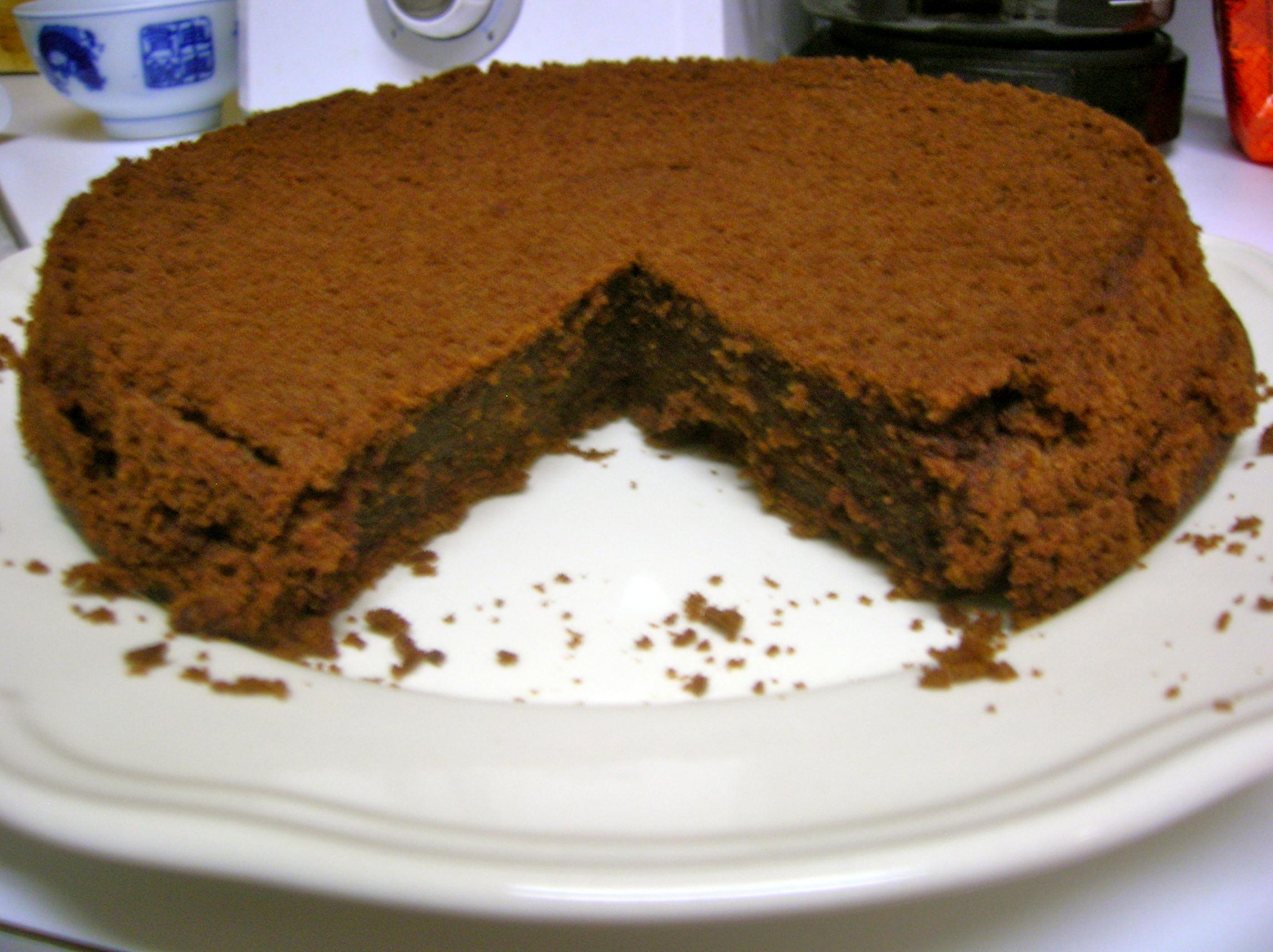 how to fix dense cake